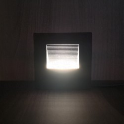 Outdoor LED Wall Light - 1W