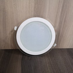 Recessed LED Glass Downlight