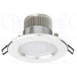 LED Downlight - Round, Recessed